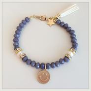 winter smile◡̈charm bracelet A
