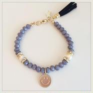 winter smile◡̈charm bracelet B