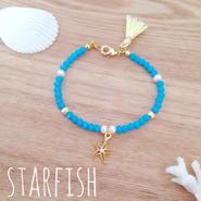 charm bracelet♡starfish