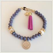 winter smile◡̈charm bracelet C