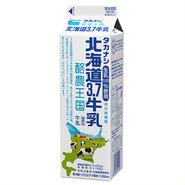 タカナシ 北海道3.7牛乳酪農王国<1000ml> 6本