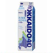 タカナシ 北海道4.0牛乳<1000ml> 6本