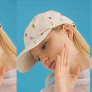 LAZY OAF/FRUITS CAP