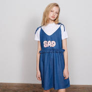 LAZY OAF/BAD BABY DOLL DRESS
