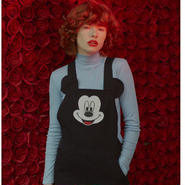 LAZY OAF / MICKEY MOUSE PINAFORE