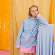 LAZY OAF/FEELING BLUE COAT