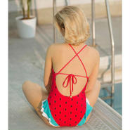 LAZY OAF/WATERMELON SWIMSUIT