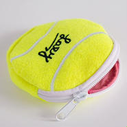 LAZY OAF/TENNIS BALL PURSE