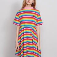 LAZY OAF/RAINBOW SALLY DRESS