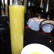 レモン風味のドレッシング ( vinaigrette de citron- huile d'olive ) 約150cc