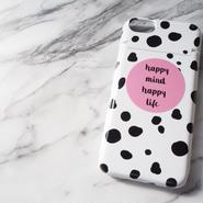 i Phone 6,6s,7 case dalmatian