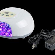 【プロ仕様】ネイル用★人感センサー内蔵LEDライト★ホワイト★18W