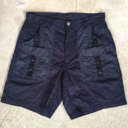 【TALKING ABOUT THE ABSTRACTION】Re-make Cuba Shirt Shorts