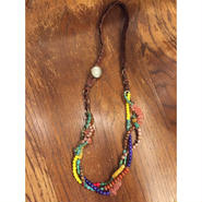 【MOON DANCER LEATHER】NECKLACE タイプA
