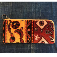 【TALKING ABOUT THE ABSTRACTION】Re-make Rug Wallet  A