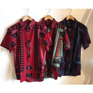 【UNKNOWN UNION】KANGA SHIRTS