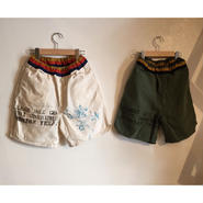 【TALKING ABOUT THE ABSTRACTION】Re-make Shorts