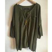 【TALKING ABOUT THE ABSTRACTION】Military Tunic