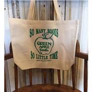 【Souvenir tote bag】GREEN APPLE BOOKs タイプ A