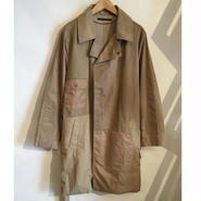 【TALKING ABOUT THE ABSTRACTION】Remake trench coat