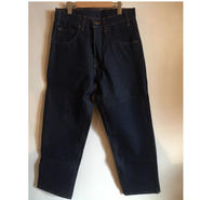 【PRISON BLUES】7POC RIGID PANTS