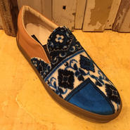 【TALKING ABOUT THE ABSTRACTION】Re-make Rug Slip-on