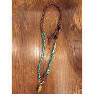 【MOON DANCER LEATHER】NECKLACE タイプC