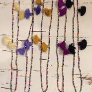 【midgetgems】Mini Tassel Necklace