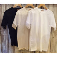 【burself】FRINGE SLEEVE TEE