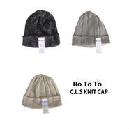ROTOTO(ロトト) C.L.S KNIT CAP
