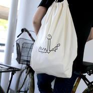 HIMAA × LIVERARY Exclusive  Bag| Dandelion