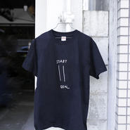 HIMAA × LIVERARY Exclusive Tee |START=GOAL