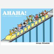 AHAHA! ジョルジュ・ピロシキの ひとコマ漫画GALLERY