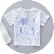 こどもTシャツ ホワイト