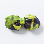 バナナクリップ ( 管物菊柄 )