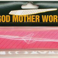 新色!!WEB限定!ゴッドマザーワーム 10インチ ピンク