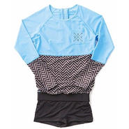 Rash Guard With Hot Pants (ラッシュガード1体型) 21W09/61S