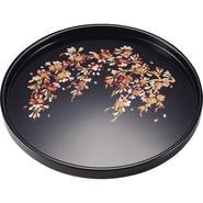 【Aizu paint】  Black 10.0 Malbon full bloom