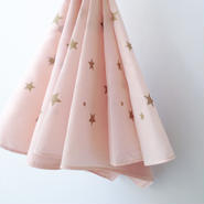 星のハンカチ(ピンク)