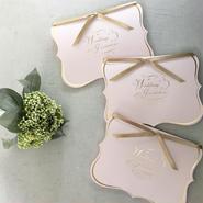 結婚式 招待状 プルミエシリーズ(ピンク)