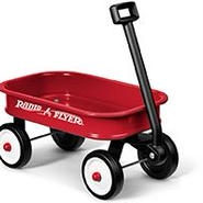 #W5 Little Red Wagon