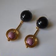 black pink pierce