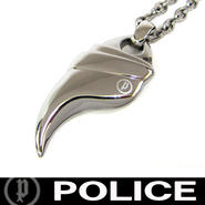 POLICE ポリス ネックレス MEGALODON メガロドン (H)