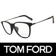 TOM FORD トムフォード だてめがね 眼鏡 伊達メガネ サングラス アジアンフィット (58)