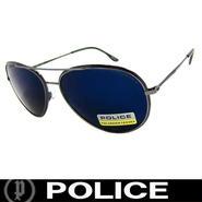 POLICE ポリス 偏光 サングラス ティアドロップ S8299 K59P 国内正規代理店商品