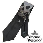 Vivienne Westwood ヴィヴィアンウエストウッド ネクタイ 新柄 (565)