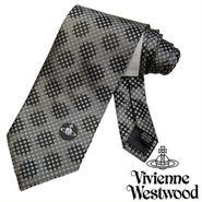 Vivienne Westwood ヴィヴィアンウエストウッド ネクタイ新柄 (639)