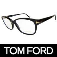 TOM FORD トムフォード だてめがね 眼鏡 伊達メガネ サングラス ウエリントン FT5406 001 53 (50)