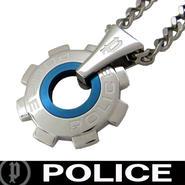 POLICE ポリス ネックレス ペンダント ギアモチーフ REACTOR (5)