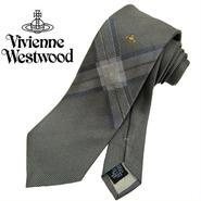 Vivienne Westwood ヴィヴィアンウエストウッド ネクタイ 新柄 (686)
